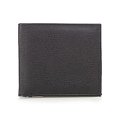 The Collection - Black billfold wallet