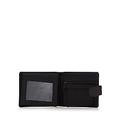 The Collection - Black tab wallet