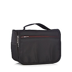 The Collection - Black wash bag