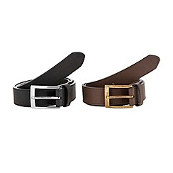 Thomas Nash - Set of two belts