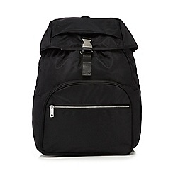 J by Jasper Conran - Black backpack