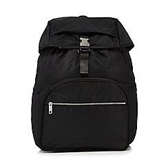 J by Jasper Conran - Black backpack