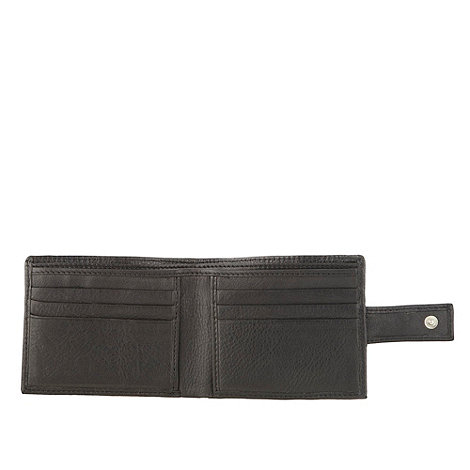 RJR.John Rocha - Designer leather tab wallet