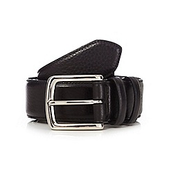 Hammond & Co. by Patrick Grant - Black leather belt