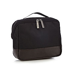 Jeff Banks - Black fold out wash bag