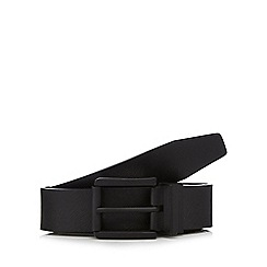 The Collection - Back leather buckle belt