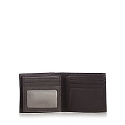 RJR.John Rocha - Brown grained leather wallet
