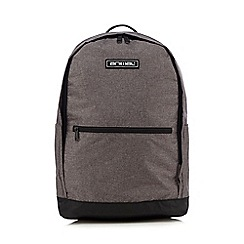 Animal - Grey logo badge backpack