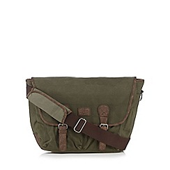 Animal - Khaki messenger bag