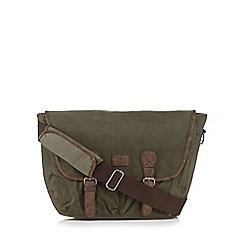 Animal - Khaki messenger bag