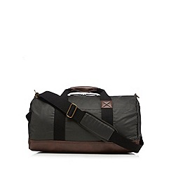 Mantaray - Khaki coated holdall bag