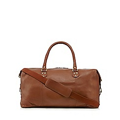 RJR.John Rocha - Tan large holdall bag