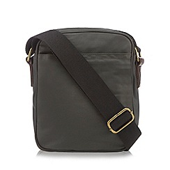 Mantaray - Khaki cross body bag