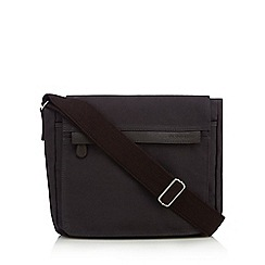 RJR.John Rocha - Grey canvas utility bag