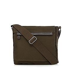 RJR.John Rocha - Khaki canvas utility bag