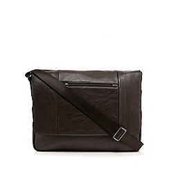 J by Jasper Conran - Brown despatch bag