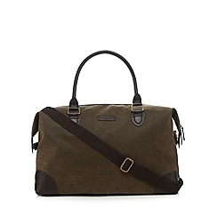 J by Jasper Conran - Brown holdall bag