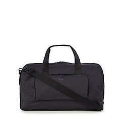Jeff Banks - Dark grey holdall bag