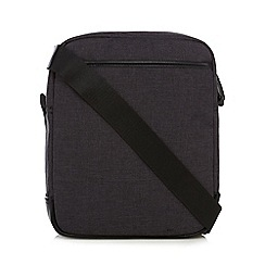 Jeff Banks - Dark grey messenger bag