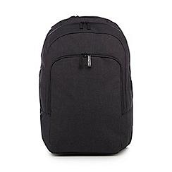 Jeff Banks - Dark grey melange backpack