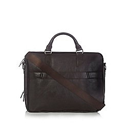 Jeff Banks - Brown laptop bag
