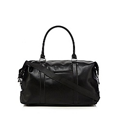 J by Jasper Conran - Black large holdall bag