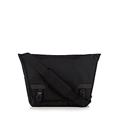 Jeff Banks - Black large despatch bag