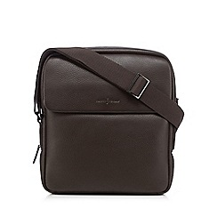 J by Jasper Conran - Brown leather tablet bag