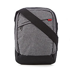 Kingsons - Grey tablet bag