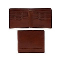Dents - Tan leather wallet