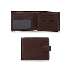 Hammond & Co. by Patrick Grant - Brown leather wallet