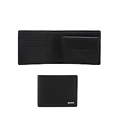 Calvin Klein - Black leather wallet