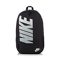 Nike - Black 'Classic North' backpack
