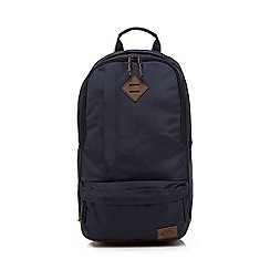 Animal - Navy textured backpack