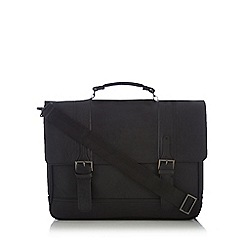 J by Jasper Conran - Black business briefcase