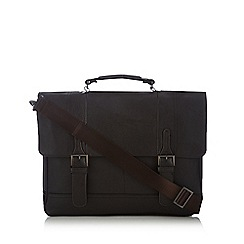 J by Jasper Conran - Brown business briefcase