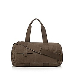 Mantaray - Khaki large holdall bag