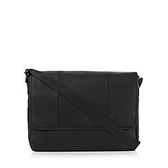 The Collection - Black despatch bag