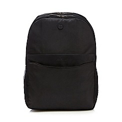 Jeff Banks - Black business backpack