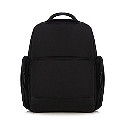 Jeff Banks - Black large backpack