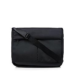 Jeff Banks - Black padded laptop bag