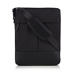 Jeff Banks - Black padded tablet bag
