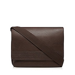 Red Herring - Brown despatch bag