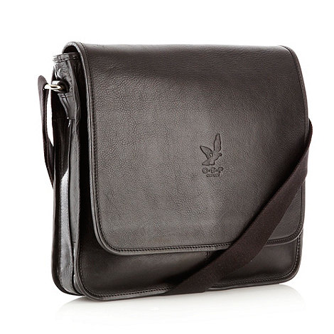 Osprey - Black +Monterey+ messenger bag