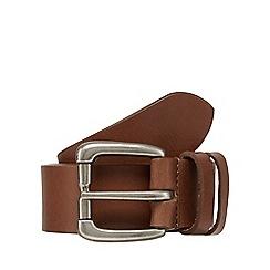 RJR.John Rocha - Tan leather belt
