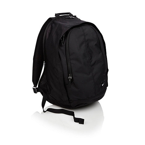 Nike - Black +Hayward+ backpack
