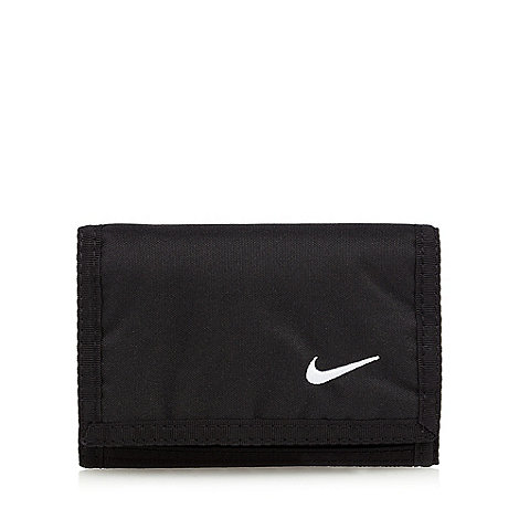 Nike - Black essential wallet