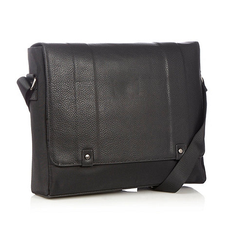 J by Jasper Conran - Black laptop despatch bag
