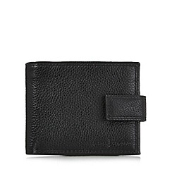 J by Jasper Conran - Designer leather tab wallet