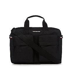 Tommy Hilfiger - Black laptop bag